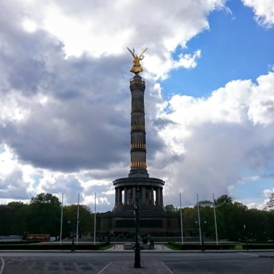 Sightrunning Tour 2: Government District and Tiergarten