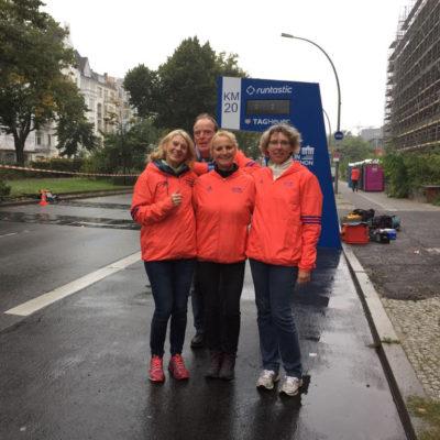 The Berlin Marathon