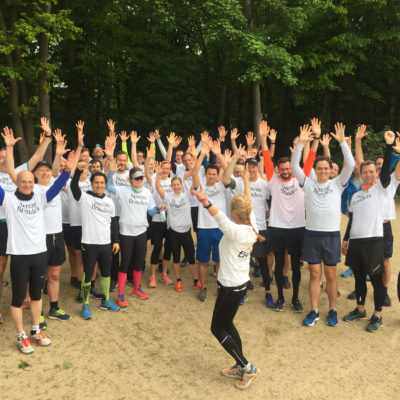 Teambuilding by Sightrunning – how does it work?