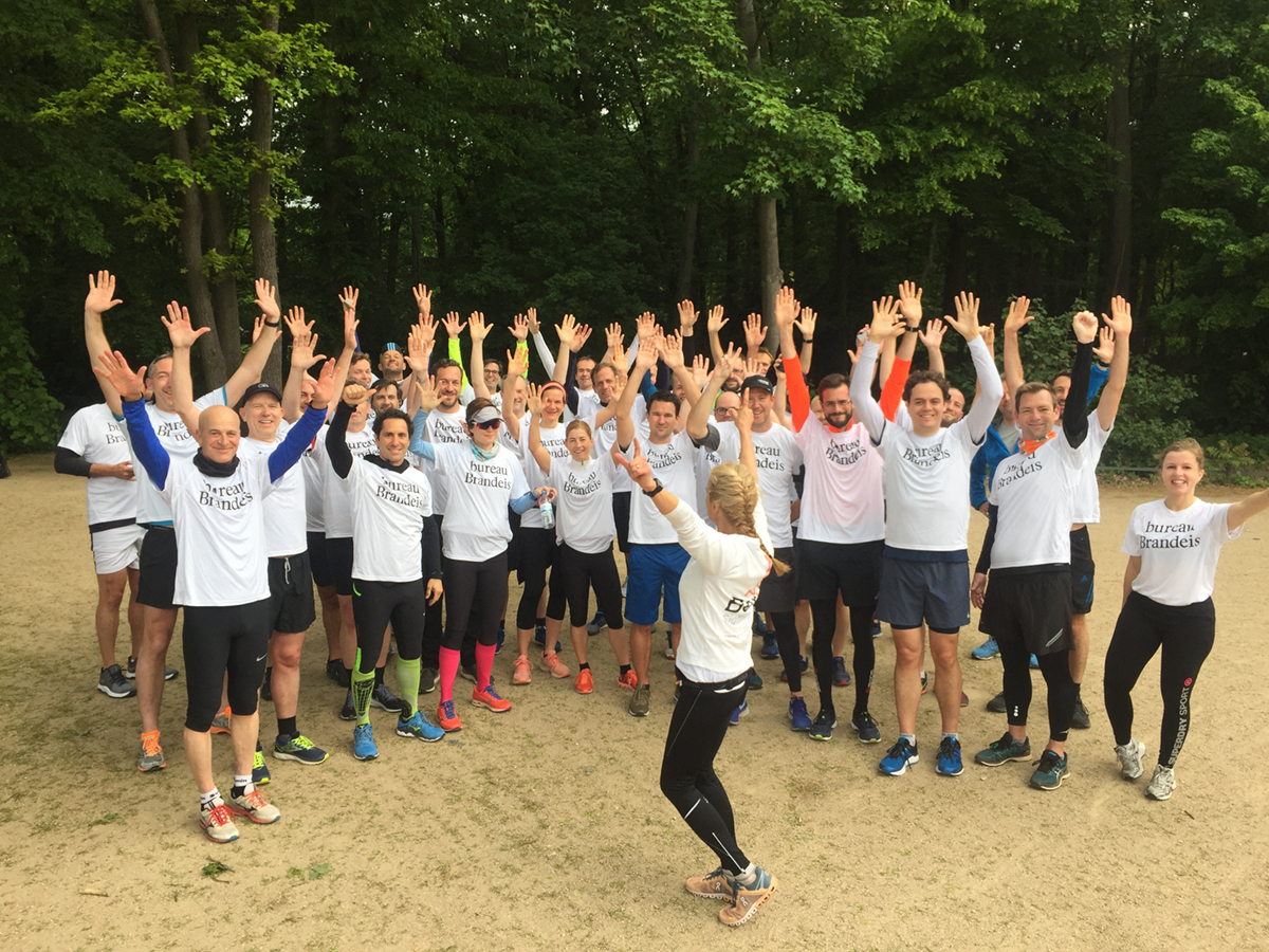 Teambuilding by Sightrunning