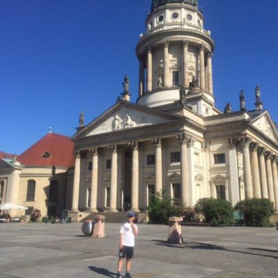 Berlin-Sightrunning for Families