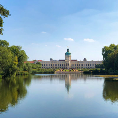 Sightrunning Tour 4: Palace Tour with Charlottenburg Palace and Bellevue Palace