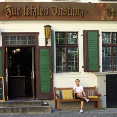 """""""Zur letzten Instanz"""" - historic restaurant"""